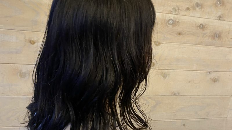 髪質改善デジタルパーマ